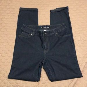 Hannah brand stretch jeans size 6